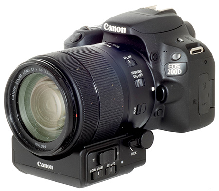 DSLR Remote Pro - software to control Canon DSLR cameras