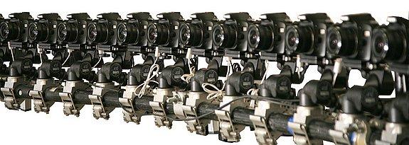 Multi-Camera: Control multiple Canon cameras from a PC
